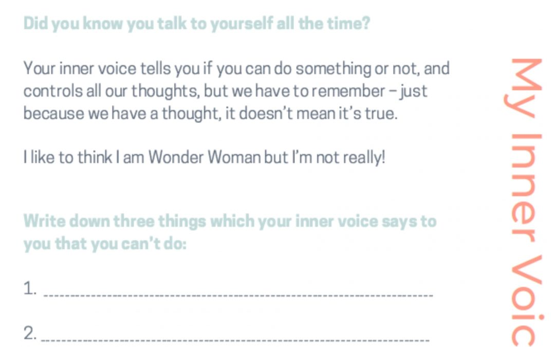 My Inner Voice