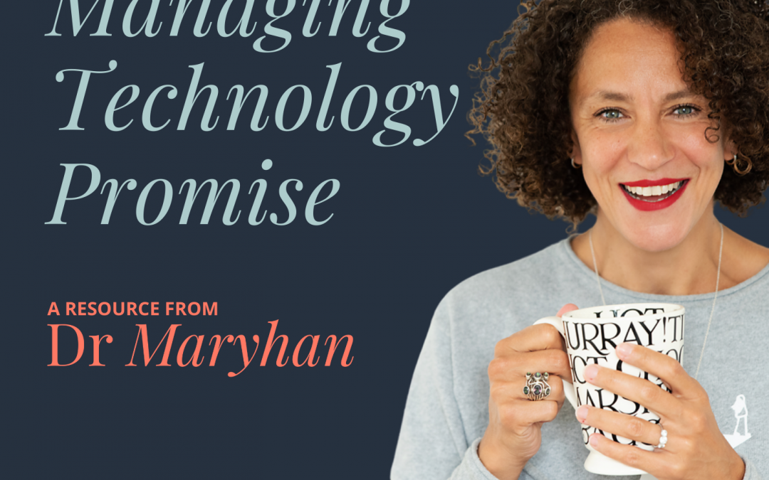 Managing Technology Promise